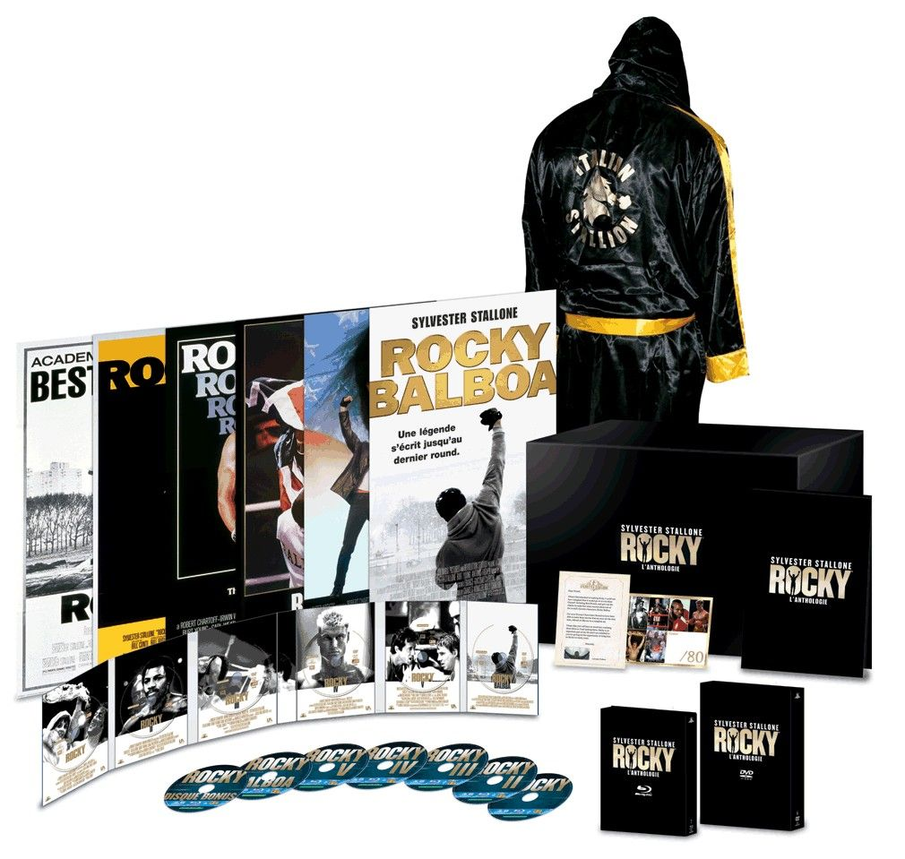 Planning Des Editions collector Blu-ray/DvD Maxi_115979