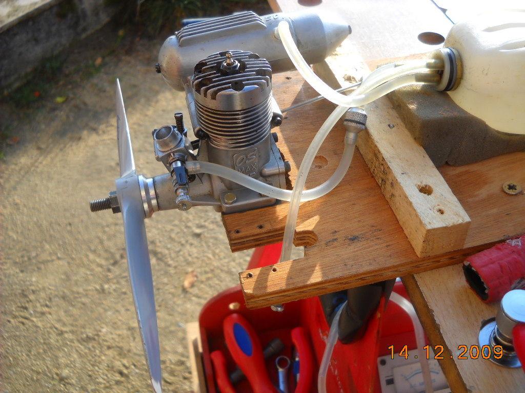 moteur os max 40 fp et 45 fsr