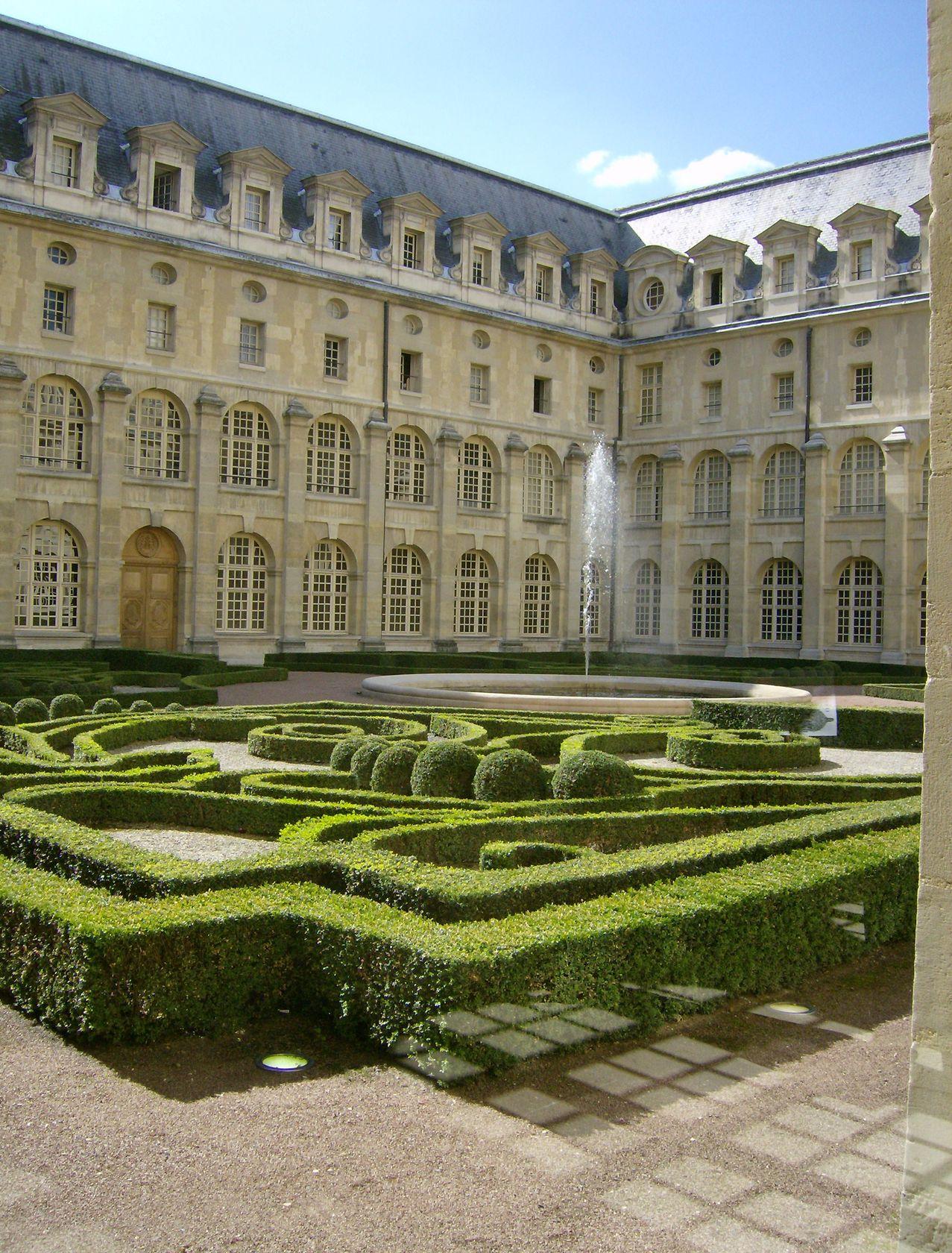 Journ es du patrimoine 18 septembre 2010 for Interieur d un couvent streaming