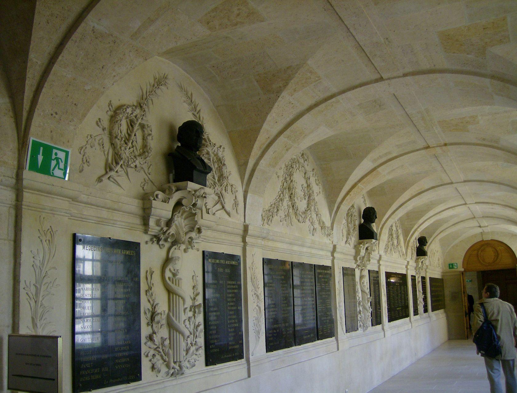 Journ es du patrimoine 18 septembre 2010 for Interieur d un couvent