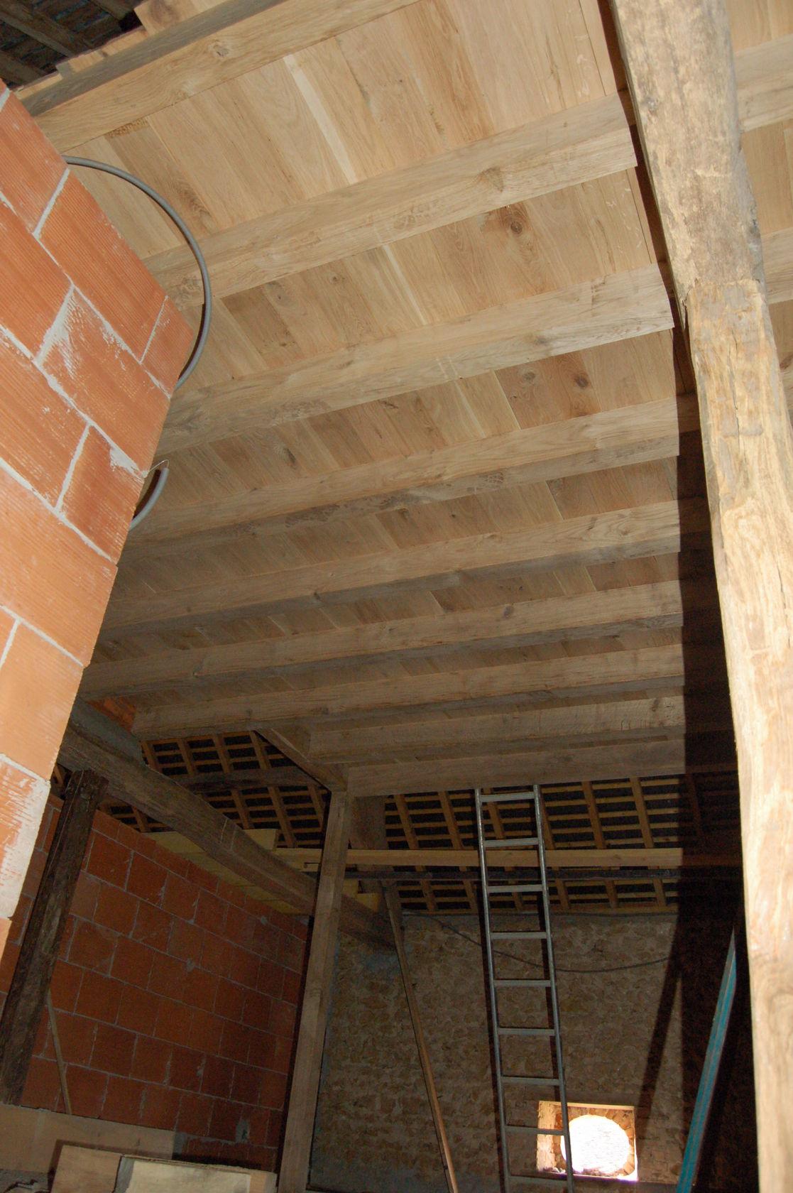 Mezzanines chambres solivage et plancher for Chambre sociale 13 janvier 2009