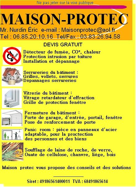 Protection De La Maison D Tecteur De Fum E