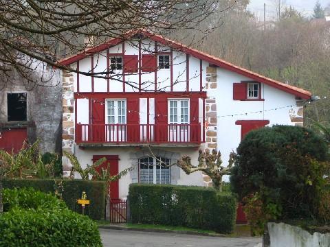 Le pays basque espagnol le blog objectif2008 for Photos maison basque