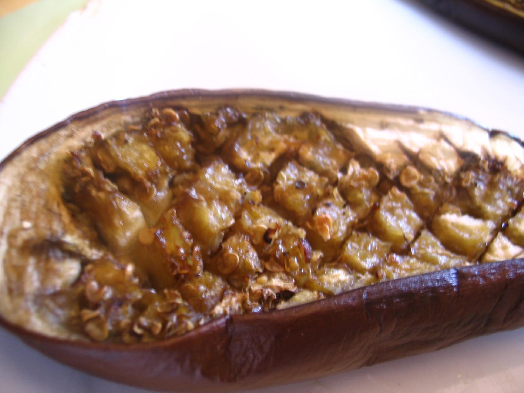 Comment cuire aubergine au four - Cuire marron au four ...