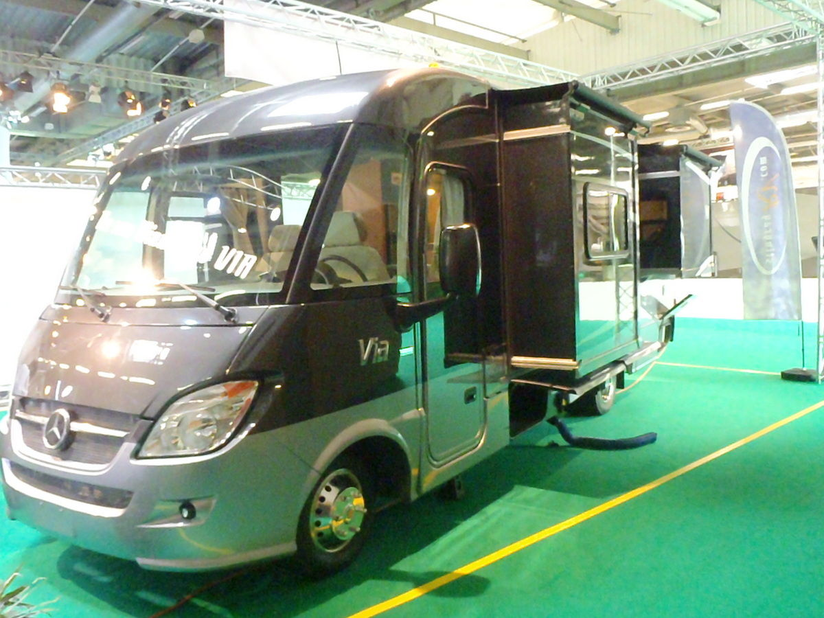 Salon du camping car paris for Salon camping car paris