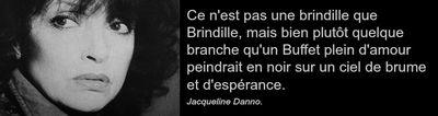 Brindille - Jacqueline Danno